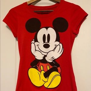 🐭 Mickey Mouse Tee